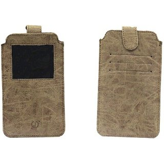 Jo Jo Pouch for Huawei Ascend P7 Sapphire Edition (Rough Brown)