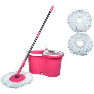 37%off Wonder Spin light wheel MOP for eassy floor cleaning