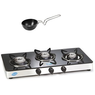 GLEN GL 1033 GT + Alda Tadka Pan 10CM COMBO OFFER