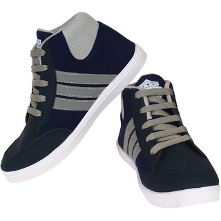Oricum Footwear Men/Boys Grey-469 Casual Shoes
