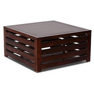Altavista Jasmine Coffee Table Mahogany Finish