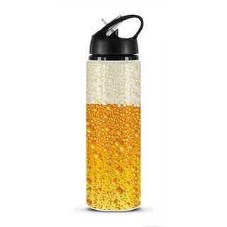 Nutcase Water Bottle Multicolour 800 ml Water Bottle