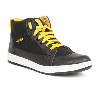 Golden Sparrow Stylish Ankle Casual Shoes