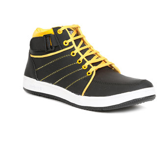 Golden Sparrow Smart Ankle Casual Shoes