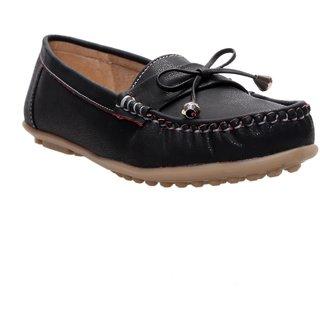 CATBIRD Black Stylish Loafer For Women 517