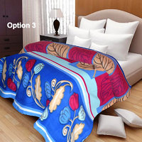 Home Shop Soft  Sweet  AC Quilt ( Double Bed )