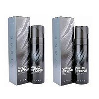 Wild Stone STONE Body Spray (pack Of 2) 120ml Each