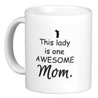 Giftcart - Personalised You're Awesome Mom