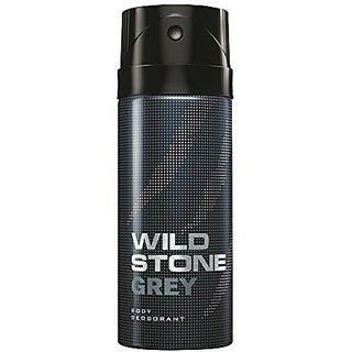 Wild Stone Grey Body Deodrant 150ml