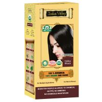 Indus Valey Natural Hair Color- Indus Black