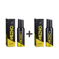 Mezno Mr. Swag-Long Lasting Fragrance Deodorant Body Spray For Men-24 Hrs Fresh Power-No Gas Deo-120ml(Buy 1 Get 1 Free)