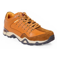 Red Chief Men's Tan Casual Lace Up Shoe