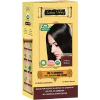 Indus Valley Halal Organic Hair Color- Indus Black
