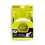 MAXICOM HDMI TO HDMI 1.5 Mtr CABLE