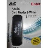 Enter All In One Card Reader