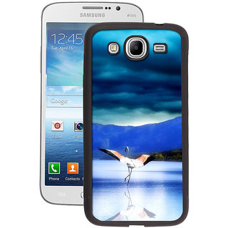 Instyler  Digital Printed Back Cover For Samsung Galaxy Mega 5.8