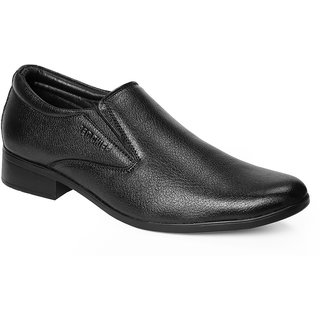 Red Chief Mens Black Formal  Lace-up Shoes