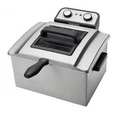Sogo 5Ltr Stainless Steel Deep Fryer SS-798