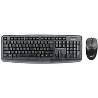 Genius Km-110x PS2 Keyboard Mouse Combo