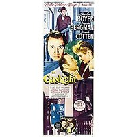 Reproduction of a poster presenting - Gaslight - A3 Poster Prints Online Buy