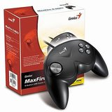 Genius G-08XU 8-Button USB Game Pad For PC - MaxFire