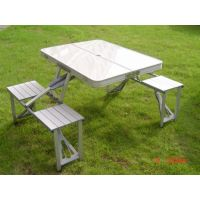Portable Picnic Table Aluminium