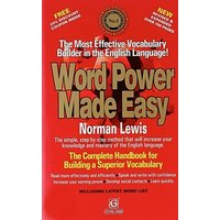 Word Power Made Easy New Revised  Expanded Edition (English) 2 Edition (Paperback, Norman Lewis)