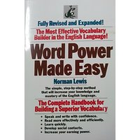 Word Power Made Easy (English) (Paperback, Norman Lewis)