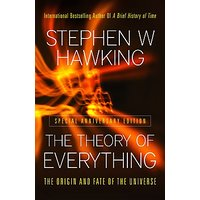 The Theory Of Everything (English) (Paperback, Stephen Hawking)
