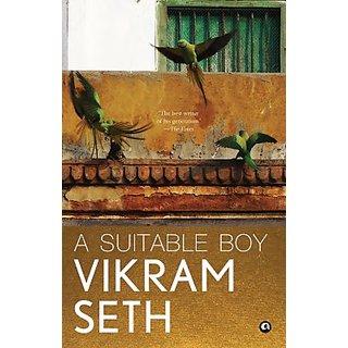 A Suitable Boy (English) (Paperback  Vikram Seth)