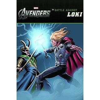 The Avengers - Battle Against Loki (English) (Paperback  Tomas Palacios)