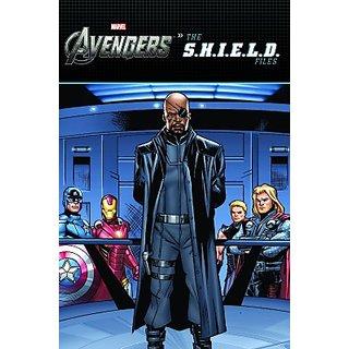 The Avengers - The S.H.I.E.L.D. Files (English) (Paperback  Scott Peterson)