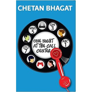 One Night At The Call Centre (English) (Paperback  Chetan Bhagat)