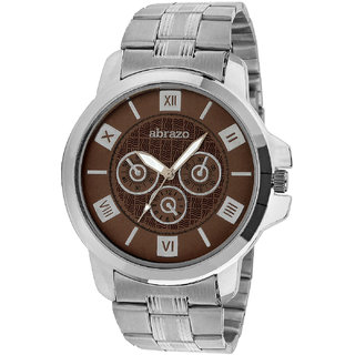 abrazo Men's Analog Watch 0059-CO