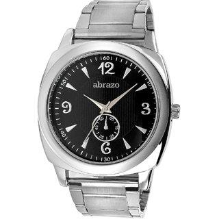 abrazo Men's Analog Watch 0435-BL