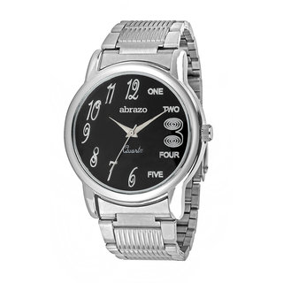 abrazo Men's Analog Watch 0561-BL