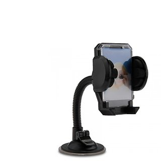 FASTOP Car Mount Cradle Holder Windshield Mobile Holder 360 Stand / GPS Suction Holder For TOYOTA FORTUNER 4X2 MANUAL