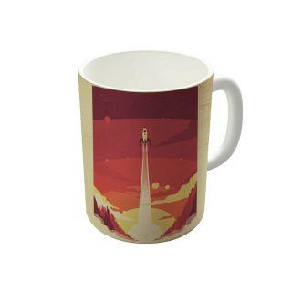 Dreambolic Atomic Sky Coffee Mug