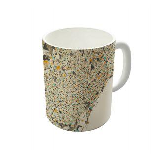 Dreambolic Barcelona Les Coffee Mug