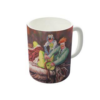 Dreambolic Beaker Slaying Honeydew Coffee Mug