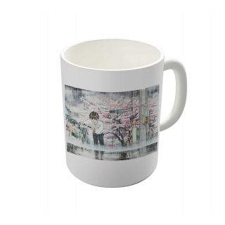 Dreambolic Bicycle Boy 06 Coffee Mug