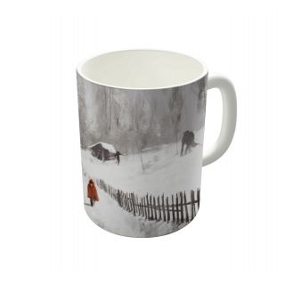 Dreambolic Big Bad Wolf Coffee Mug