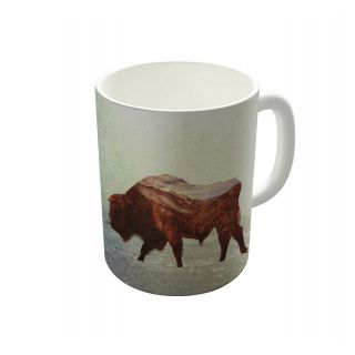 Dreambolic Bison Coffee Mug