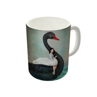 Dreambolic Black Swan Coffee Mug