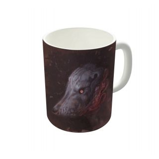 Dreambolic Blues Hound Coffee Mug