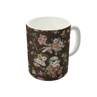 Dreambolic Botanic Wars Coffee Mug