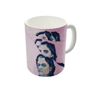Dreambolic Broken Mirror Coffee Mug