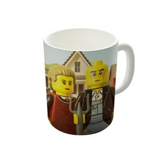 Dreambolic American Gothic Coffee Mug