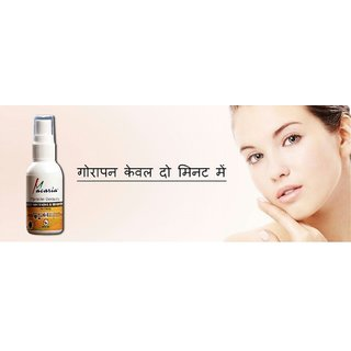 Instant Whitening kojic acid face wash