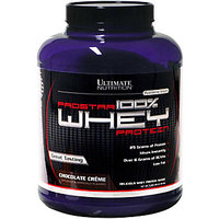 Ultimate Nutrition Prostar 100% Whey Protein Strawberry 5Lbs